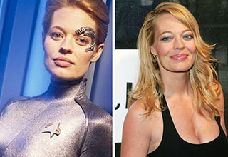 See how your favorite Star Trek characters have aged over the years.
