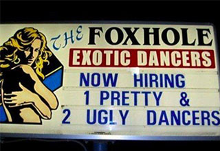 funny help wanted signs that do the job