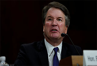 It all started with a guy named Brett Kavanaugh saying how it was a bad time to be him and then a whole bunch of people came to commiserate.