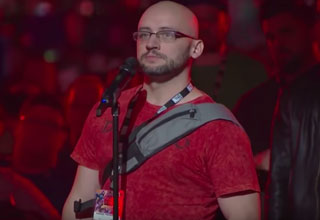 "Yesterday at Blizzcon, Blizzard announced that the newest Diablo game, Diablo Immortal, will only be for iOS and Android phones, and will not have a PC release. When they were booed, Blizzard arrogantly asked the crowd ""What do you guys not have phones?"" This hero in a red shirt decided to ask the question that was on everyone's minds."