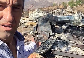 Japanese Live-Streamer Burns His House Down on Air - Ouch Video