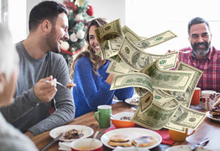 Wife revealed that her husband's mother just asked all of the guests who plan on attending her Christmas lunch to bring $21 per head in order to pay for the meal.