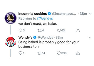 Wendy's twitter is known for going in on dumb Twitter users. Recently Wendy's opened it up for just about anyone on Twitter to get roasted, and the results from are pretty funny. Who knew a little red headed girl who makes hamburger could be such a friggin' savage? So toasty..