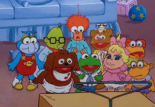Let's go back in time. A time where Muppet Babies and super soakers ruled the world, you know, better times. With all the turmoil and chaos that surrounds us everyday in real life or on the internet. We'll try and help your pain with this big gallery of pictures representing better times.