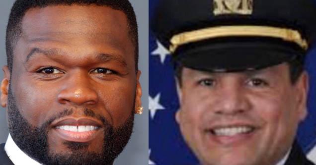 50 Cent. Emanuel Gonzalez Police commander.
