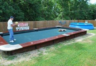 You still have some time to prepare for the good weather days- make your backyard as cool as these!