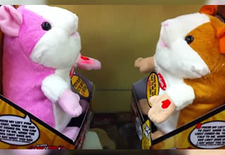 Stuffed Animals Talking To Each Other Descends Into Madness