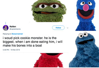 Innocent Sesame Street Question Backfires Spectacularly