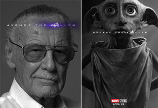 "<a href=""https://www.marvel.com/movies/avengers-endgame"" target=new>Avengers Endgame</a> hype is in full-force and yesterday they released posters that make it very clear who survived Thanos' snap and who didn't. It has very quickly become a meme and here are some of the first ones to come out! What do you think? <br> <br> <a href=""https://www.ebaumsworld.com/pictures/avengers-endgame-avenge-the-fallen-original-posters/85921781/"" target=new>Check out the original posters</a> <br> <a href=""https://www.ebaumsworld.com/images/avengers-endgame-avenge-the-fallen-clean-meme-template/85921776/"" target=new>Download a clean template to make your own version</a> <br> <a href=""https://www.ebaumsworld.com/pictures/avengers-endgame-memes-that-you-will-make-you-whisper-whatever-it-takes/85911494/"" target=new>More Endgame memes to hold you over for now</a>"