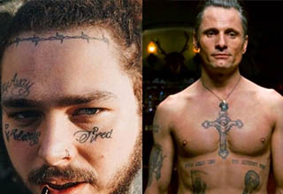 Having these tattoos could get you into trouble with the wrong kinds of people.