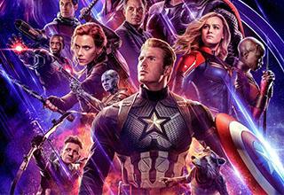 marvel avengers endgame 4 avenge the fallen official movie poster 2019
