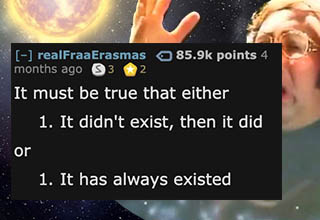 Redditors are nerds and they prove it by telling everyone some of the more mind blowing facts about the universe that my give you a fact headache.