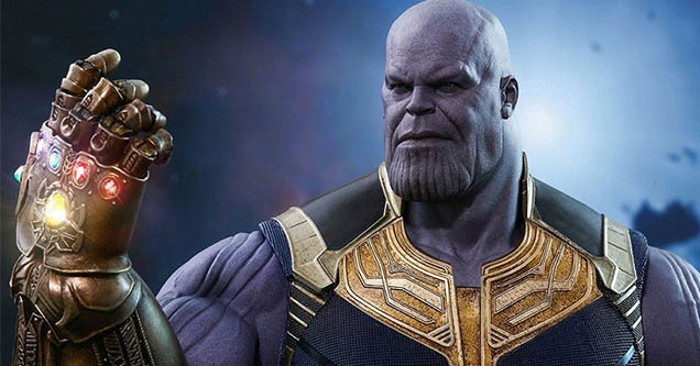 Stop Whatever You're Doing and Check Out Google's Thanos