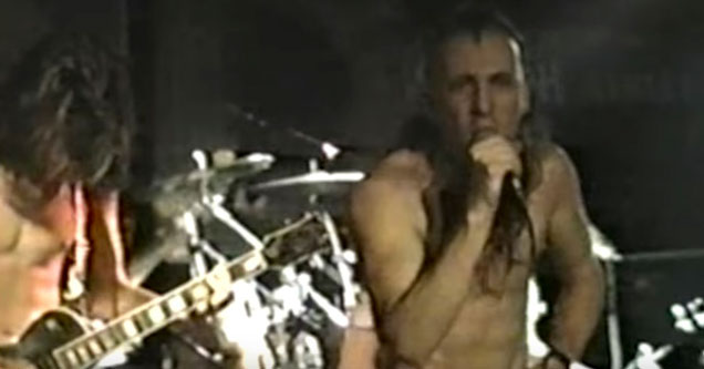 Watch Tool's Insane Philly Debut Show From This Day in 1992