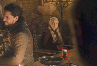 "The roast is dark and full of errors! During a pivotal scene early in Season 8, Episode 4 a Starbucks coffee cup appears on a table.<br/><br/> During a scene where the living celebrate the victory in the war against the dead, Daenerys Targaryen sits alone calculating, not with a beer in front of her, but a cup of Starbucks. After two years in the making you'd expect more from the makers of Game of Thrones, but alas here we are. Once you're done with this, why not check the best <a href=""https://www.ebaumsworld.com/pictures/the-best-tweets-about-game-of-thrones-season-8-episode-4-spoilers/85953213/"">Game of Thrones Season 8, Epsiode 4 memes</a>."