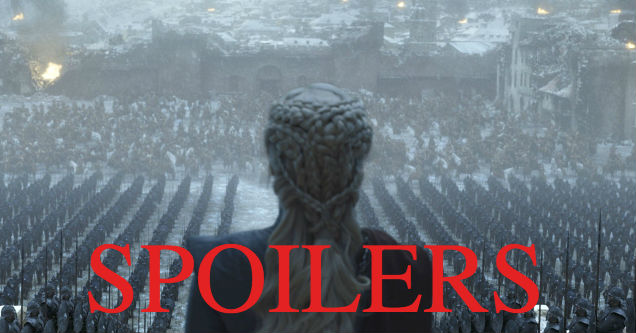 47 'Game of Thrones' Final Episode Memes and Reactions ...