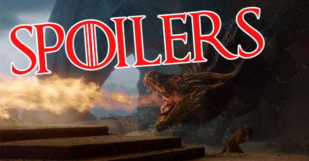 Game of Thrones Finale Episode DROGON Memes and Reactions