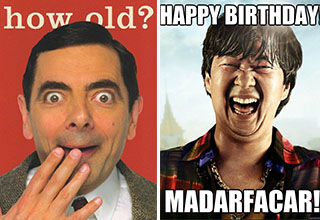 "Do you need the perfect <strong>birthday meme</strong> for a friend or loved one? <br><br> Well here are 55 of the funniest <a href=https://knowyourmeme.com/memes/happy-birthday-memes>happy birthday memes</a> that will surely make someone's day, whether it's a friend, brother, sister, mom, day, grandma, or that weird office dude you keep saying <em>""good morning""</em> to in the early afternoons. <br><br><br> <small><small><h2>PSSssTTTT, hey pal, what kinda <em>happy birthday memes</em> you lookin' for?</h2></small></small><br> We've got it all when it comes to <em>birthday memes</em> pulled from lists around the interwebs including <a href=/pictures/24-happy-birthday-memes-to-share-with-your-friends-or-enemies/85743900/>funny birthday memes</a> for your friends and enemies, <a href=https://cheezburger.com/1198853/here-are-28-of-our-favorite-blurred-mr-krabs-memes-in-honor-of-his-74th-birthday>SpongeBob birthday memes</a> that are blurry Mr Krabs memes for birthdays, <a href=https://cheezburger.com/8487685/people-share-funny-anecdotes-and-photos-from-their-cats-birthday>cat birthday memes</a> which are exactly what they sound like, and <a href=https://cheezburger.com/6517509/15-birthday-memes-for-anyone-whos-another-year-closer-to-death>many more random and dark birthday memes</a> about getting a year closer to death  Some of them are sarcastic, some are cute, but they are all funny and free to use! Who doesn't love getting a birthday present their friend spent absolutely no money on?"