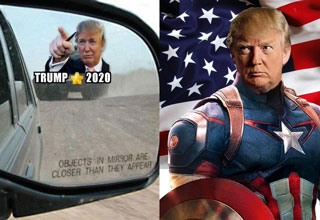 A collection of Pro Trump Memes for all the Trump fans out there.