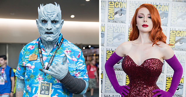comic-con 2019 all the best cosplays