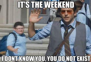 "It's Friday, the end of the work week is in sight and the weekend is almost here. Why spend the last few hours at your job working when you can look through these Friday work memes? It will look like your still working and your boss will never know. <br><br> Still have more time to kill? We also have <a href=""https://www.ebaumsworld.com/pictures/35-work-memes-to-help-distract-you-from-the-depressing-reality/85993903/"" target=""_blank"">work memes to help distract you from the depressing reality</a>, <a href=""https://www.ebaumsworld.com/pictures/24-savage-af-work-memes/85097040/"" target=""_blank"">savage AF work memes</a>, and <a href=""https://cheezburger.com/1924869/26-memes-about-work-to-help-you-survive-work"" target=""_blank"">memes to help you survive work</a>."