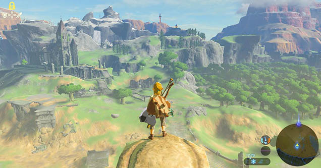 Zelda Fans Upset Over Chinese Rip Off Of Breath Of The Wild And Smash Ps4 Wow Article