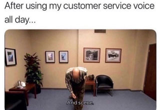 If you've ever worked in a restaurant you know just how stupid, frustrating, and demeaning it can be. Take a tip from me and check out these memes that reflect exactly how funny and stupid service industry work can be.