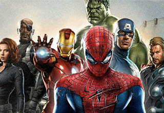 Spider-Man stands in front of the Avengers - Spider-Man will be leaving the MCU due to Sony pulling the plug from Disney after failed negotiations.