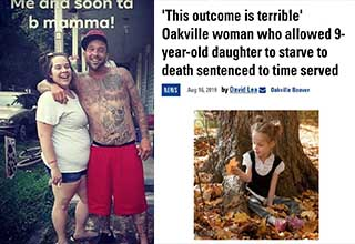 Photos of/about very trashy parents who really shouldn't have kids