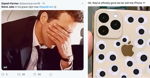 Apple Just Released The iPhone 11 and The Internet Is