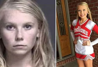 Brooke Skylar Richardson will only serve seven days of jail time for burying her daughter in her backyard