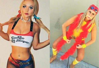 Halloween tends to shine a light on the two types of female costumes you always see.