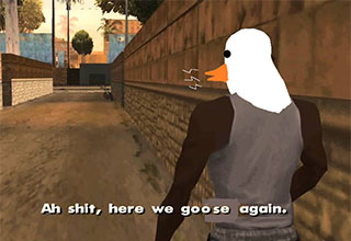 "Untitled Goose Game came by surprise, but we can all agree it's a <a href=""https://gaming.ebaumsworld.com/articles/untitled-goose-game-memes-for-the-greatest-game-ever-made-in-history/86083321/"">honking good game</a>."