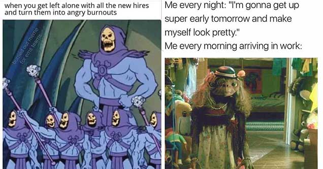 work memes that will bring you some joy on a Monday