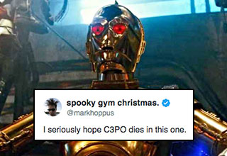 Star Wars fans react to the new trailer
