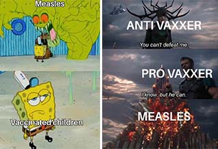 "In a world full of <a href=""https://www.ebaumsworld.com/pictures/anti-vax-memes-that-will-crush-a-facebook-moms-soul/85987183/"">anti-vaxxers</a> and <a href=""https://www.ebaumsworld.com/pictures/16-flat-earth-memes-the-government-wants-banned/85964797/"">flat earthers</a>, these <a href=""https://www.ebaumsworld.com/pictures/science-memes-for-the-nerds-among-us/85920824/"">funny science memes</a> give a little bit of hope for humanity."
