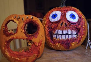 If you're in need of some inspiration this Halloween season, here are 22 pumpkins that are absolutely amazing. It's alive! ALIVE! HAHAHAA!