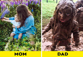 mothers day - Mom Dad
