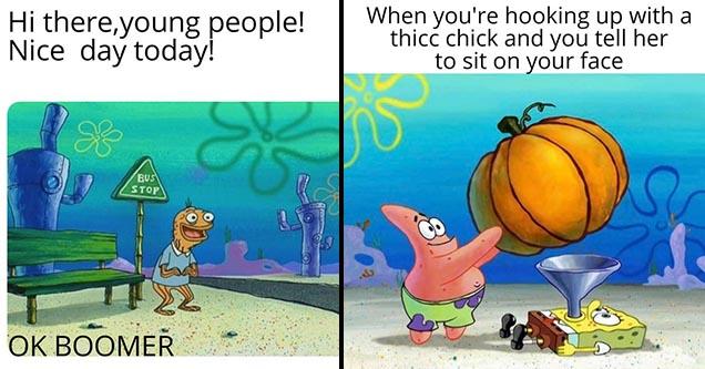 Hilarious Spongebob Squarepants Memes That Are All Too Relatable