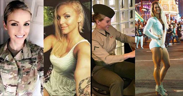 Military uniform hotties that you need to see.