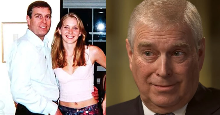 Prince Andrew denies ever having sex with Epstein's girl