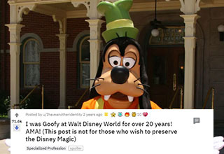 This heartwarming story about what it's like to work at Disney World will make you cry.
