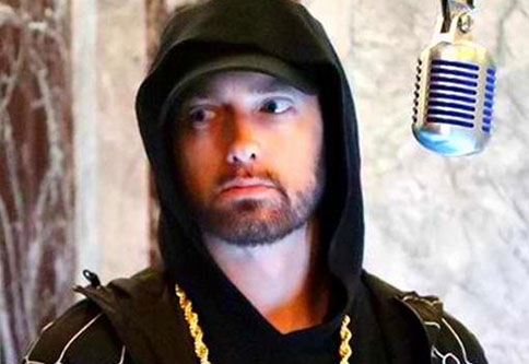 Eminem releases a Nick Cannon diss track