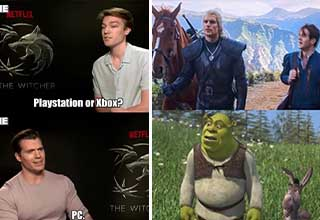 Slay your bad mood with a bunch of memes about the bada** monster slayer, Geralt of Rivia.
