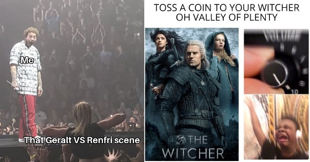 68 The Witcher Memes That You Can Toss A Coin To Ftw Gallery