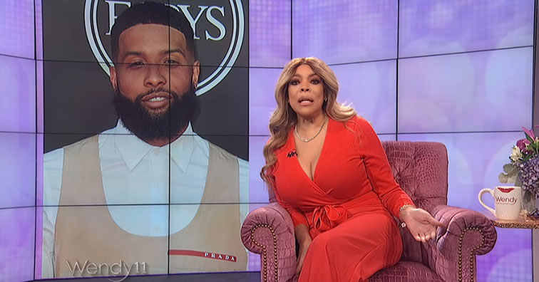 funny video of wendy farting on tv and she tries to pass it off as nothing   | Wendy Williams fart in the middle of her show