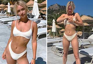 "Model/vlogger <a href=""https://www.instagram.com/rianne.meijer/?hl=en"" target=""_blank"">Rianne Meijer</a> isn't afraid to show the reality behind her glamorous shots, proving that even the most perfect person on Instagram is still just a human being."