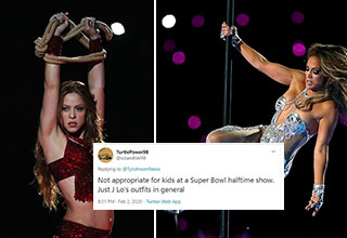 The Super Bowl halftime show rubbed more than just evangelicals the wrong way.
