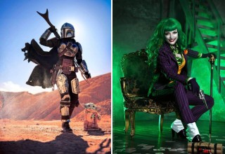 "These incredibly talented cosplayers show off their best looks including ""The Mandalorian"" and ""Joker."" Check out even more <a href=""https://www.ebaumsworld.com/pictures/people-who-understand-the-meaning-of-cosplay/86093754/"" style=""color:#26283d;"">people who understand the meaning of cosplay.</a>"