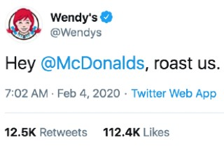 "Wendy's Twitter account has <a href=""https://www.ebaumsworld.com/pictures/classic-wendys-tweets-that-are-always-fresh-and-never-frozen/86054992/"" style=""color:#26283d;"">always been fresh</a>, and to help announce their new breakfast menu Wendy's took to Twitter to challenge McDonald's to a roast. Instead of a battle between the two companies, what we got was all of Twitter taking jabs at McDonald's instead."